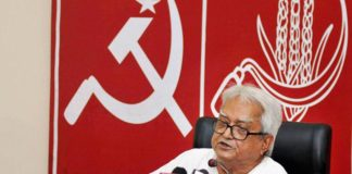 Biman Bose Bengal CPIM and Left Front Chairman