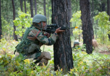 Indian Army in Action