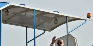 Modi Leaving for Iran on 2 Day Visit 22 May 2016