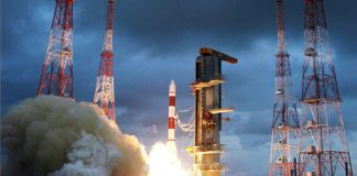 PSLV - Launch by ISRO