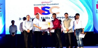 Globsyn Knowledge Foundation holds 3rd National Skills Convocation.