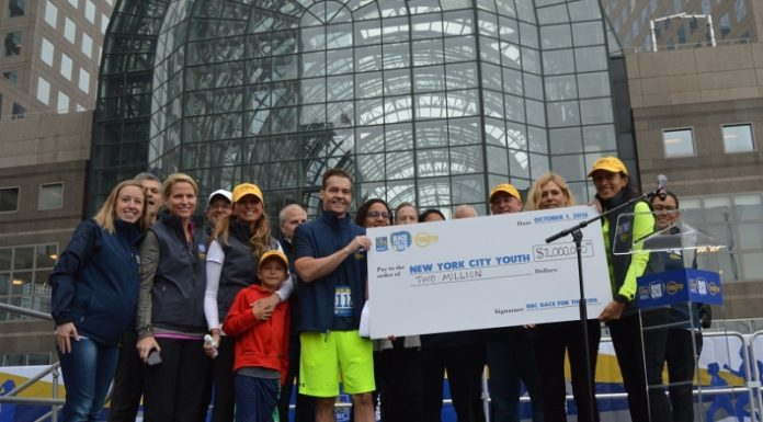 Youth INC RBC Race for the Kids