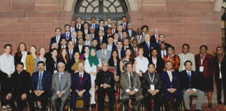 Conference on 'Voter Education for Inclusive, Informed and Ethical Participation' at Rashtrapati Bhavan,