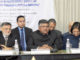 The Union Minister for Electronics & Information Technology and Law & Justice, Shri Ravi Shankar Prasad addressing the seminar jointly, organised by the PCI, IWPC and the Supreme Court Lawyers Conference, in New Delhi on January 12, 2017.
