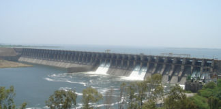 The Tillari Irrigation Project is an inter-state project of Maharashtra and Goa States to utilise water of river Tillari. Tillari river is a west flowing river originating from Sahyadri mountain in Chandgad