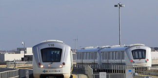 New Delhi Airport to get new transport - Air Train