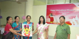 Women's Day Celebration by Air India