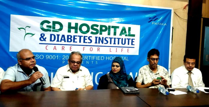 GD Hospital & Diabetes Institutes celebrates World Diabetic Day with a new promise