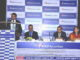 Ajay Saraf, Executive Director, ICICI Securities Ltd at a press conference in Kolkata to discuss the forthcoming IPO of the company -1
