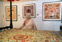 TheCrafts Council of West Bengal celebrates 50 glorious years with Eye of the Needle - Kantha, the Quilt Embroidery of Bengal at her best