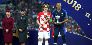 Golden Ball FIFA World Cup 2018 at Russia