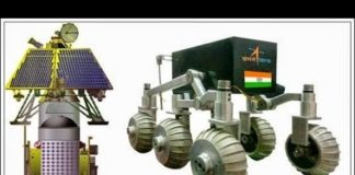 Indian aspiration for Moon - Chandrayaan-II Missionby ISRO will deploy a rover on the lunar surface