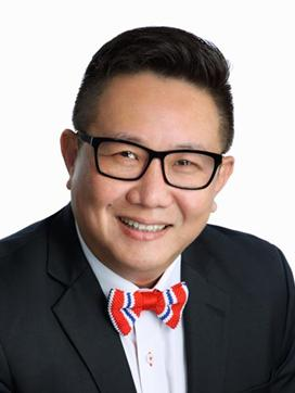 Anthony Lim - Insight Vacations and Luxury Gold appoints new Managing Director for Asia