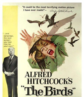 Guwahati Press Club planned for Alfred Hitchcock's thriller THE BIRD