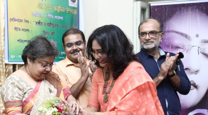 """New Album """"Birohi"""" by Nandita released in a Star-studded Ceremony"""