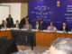 The Union Minister for Finance and Corporate Affairs, Smt. Nirmala Sitharaman holding a Pre-Budget Consultation meeting with the Finance Ministers of States & UTs, in New Delhi on December 18, 2019. The Minister of State for Finance and Corporate Affairs, Shri Anurag Singh Thakur and other dignitaries are also seen.