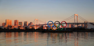 Olympic Games Tokyo 2020.