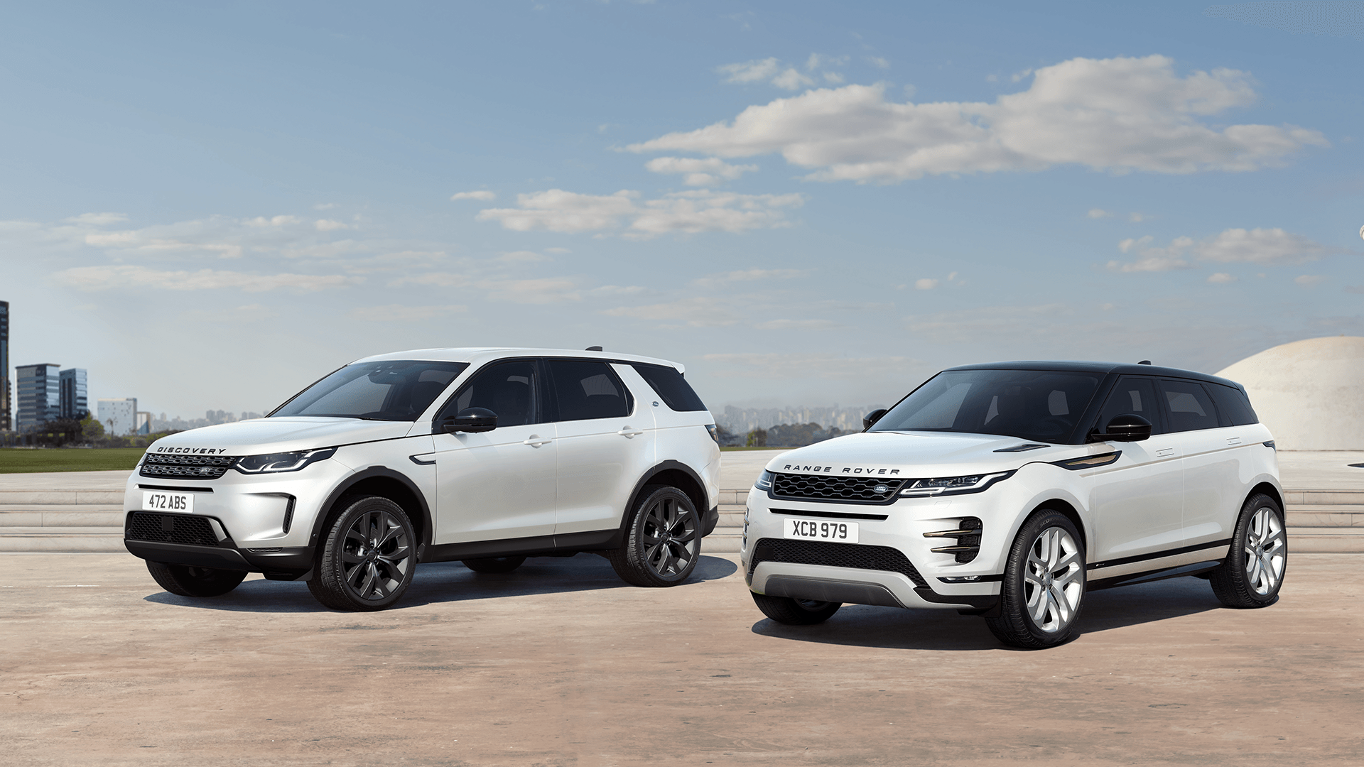 LAND ROVER BEGINS DELIVERY OF BS-VI PETROL DERIVATIVES OF NEW RANGE ROVER EVOQUE AND NEW DISCOVERY SPORT