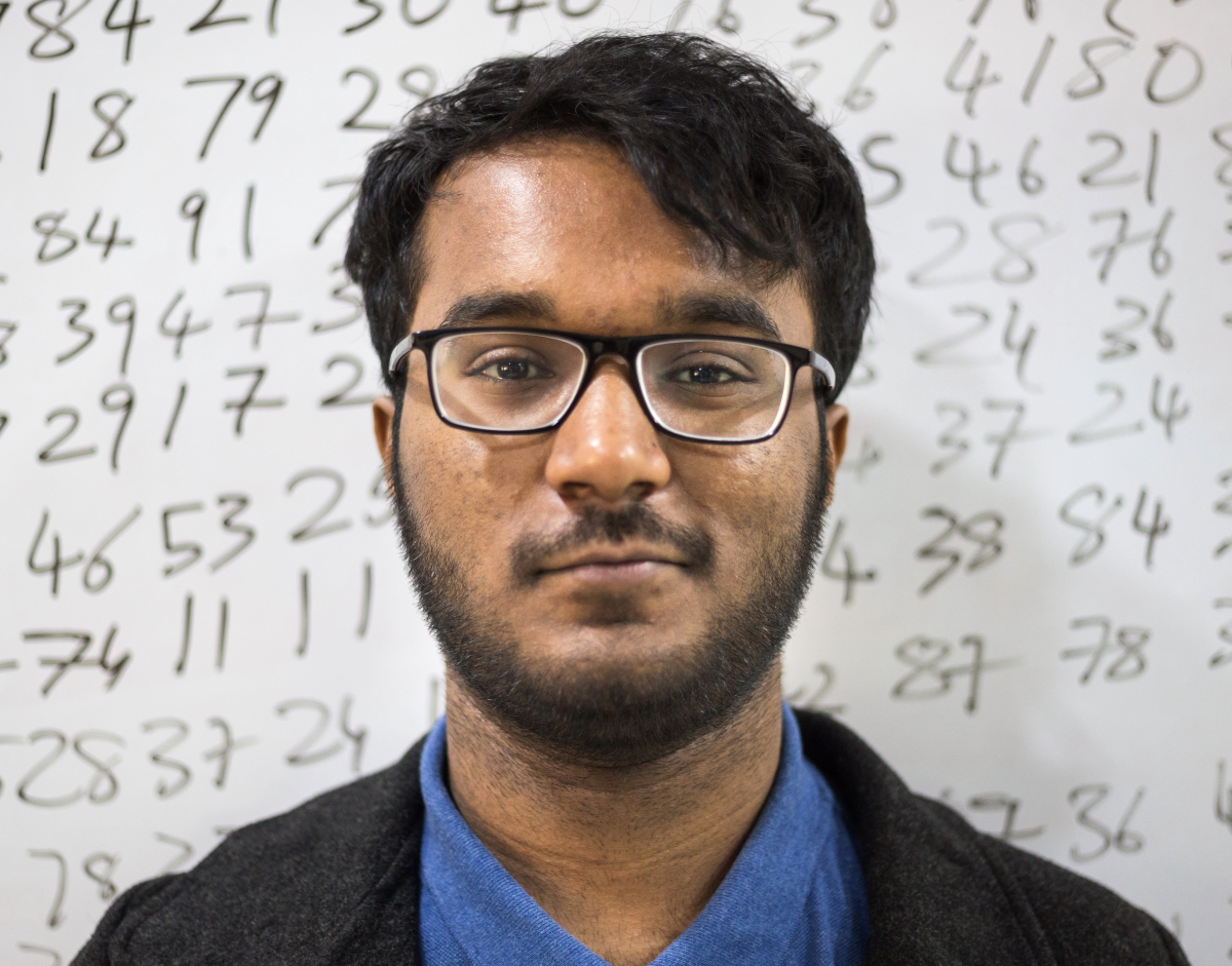 Neelakanta Bhanu Prakash emerges as the fastest human calculator in the world. He is the first Indian to win the coveted title. He is the first Indian to achieve this.