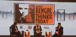 """WB Governor Jagdeep Dhankhar inaugurated the first ever conclave, """"What Bengal Thinks Today""""organized by TV9 Network"""