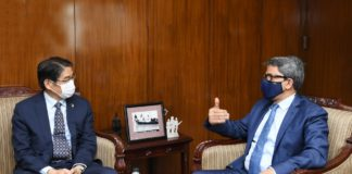 Bangladesh and Japan to work together to face COVID challenges, Rohingya.