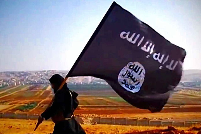 ISIS Militant by Wikipedia