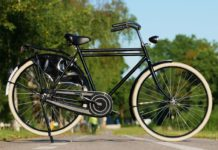 Bicycle by Wikipedia