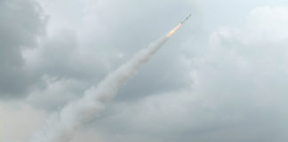 Defence Research and Development Organisation (DRDO) successfully flight-tests surface-to-air missile Akash-NG from Integrated Test Range (ITR) off the coast of Odisha on July 21, 2021.