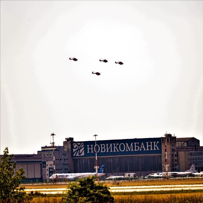 SARANG TO PERFORM AT MAKS AIR SHOW IN RUSSIA