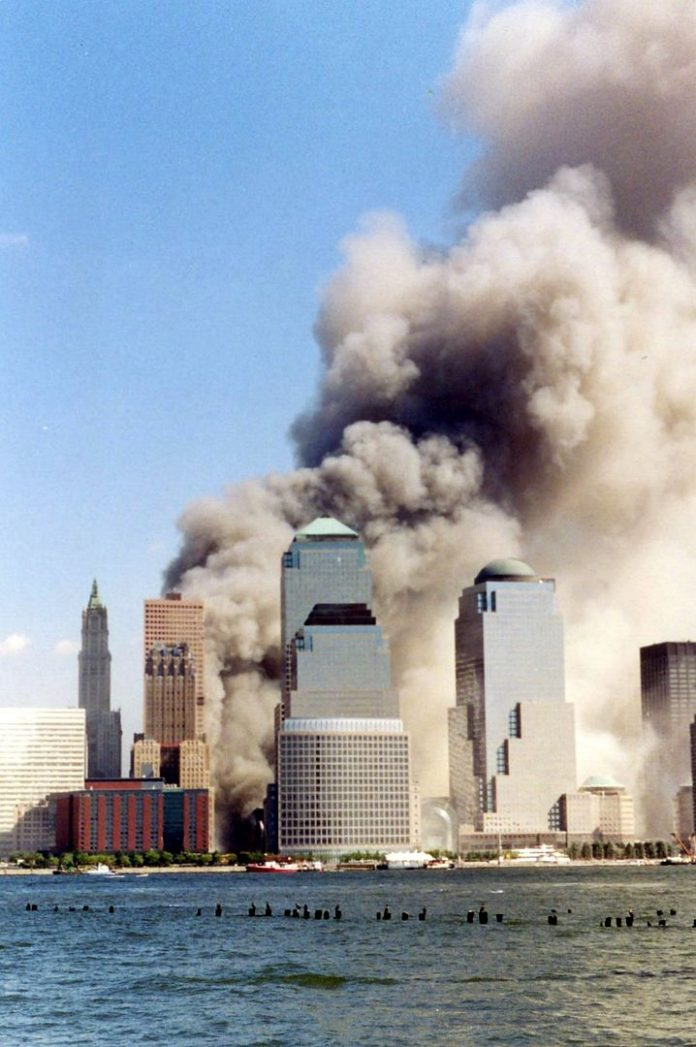 September 11 2001 by Wikipedia