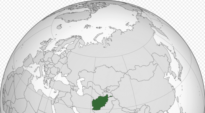 Afghanistan by Wikipedia