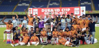 Durand Cup 2019