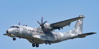 56 C-295MW transport aircraft for Indian Air Force