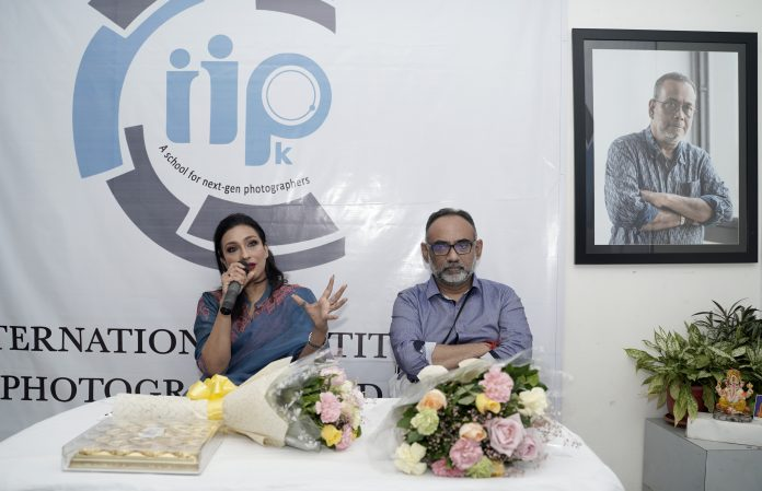 Panel discussion with Rituparna Sengupta & others at IIPK