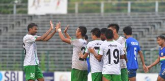 Former Champions Army Green through to quarterfinals of 130th Durand Cup