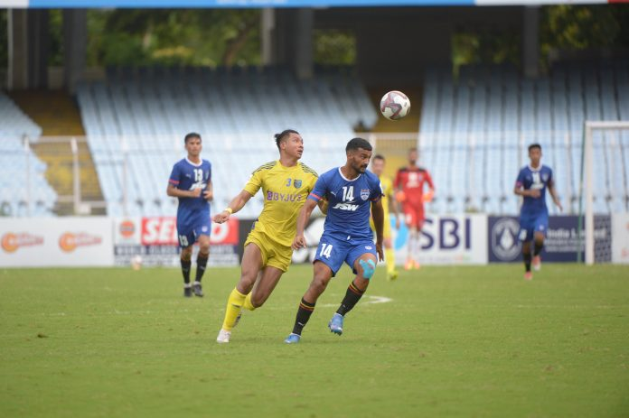Bengaluru FC starts their 130th Durand Cup campaign in style - Registers 2-0 win against ISL rivals Kerala Blasters