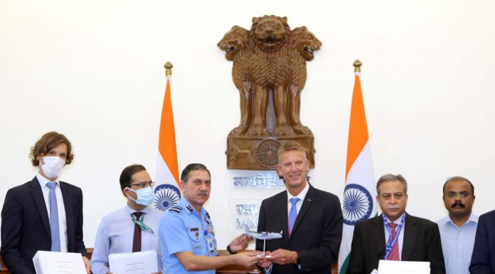 MoD signs contract with Airbus Defence & Space, Spain for acquisition of 56 C-295MW transport aircraft for IAF