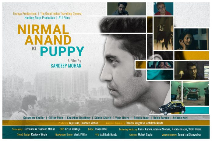 Nirmal Anand Ki Puppy gears up for a theatrical release from 17th September 2021