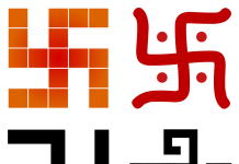 Swastika in Hindu, and other Religion