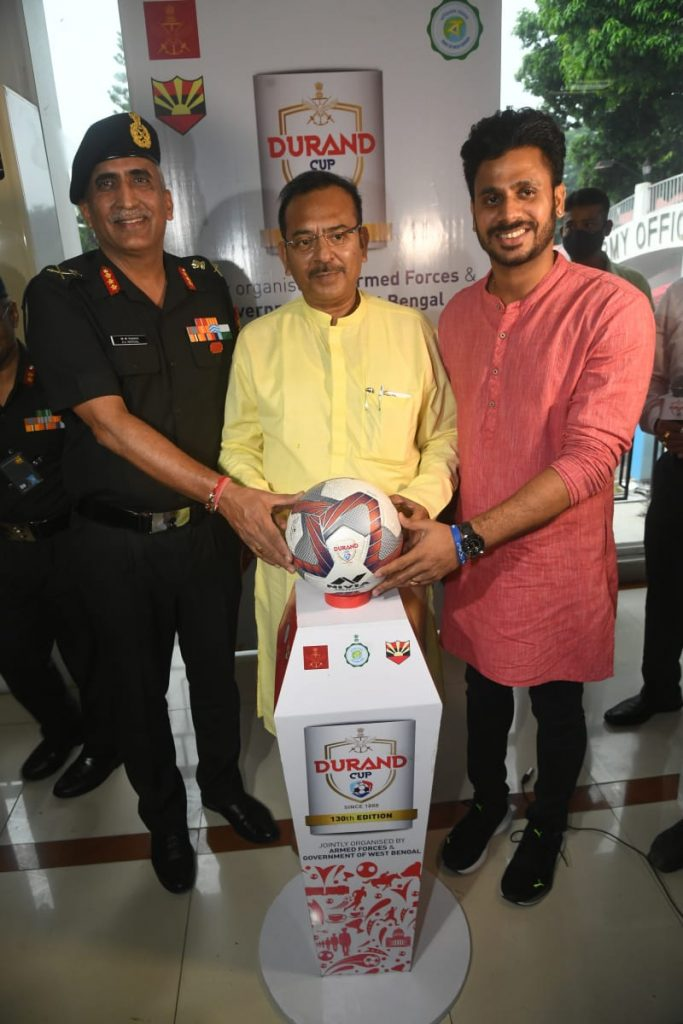 Kolkata – the Mecca of Indian Football, will be home to the Durand Cup for the next five editions