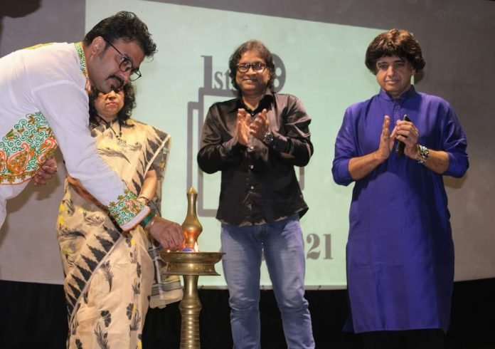 Abijit Paul at inauguration of A short film festival organized by Star Motion Media