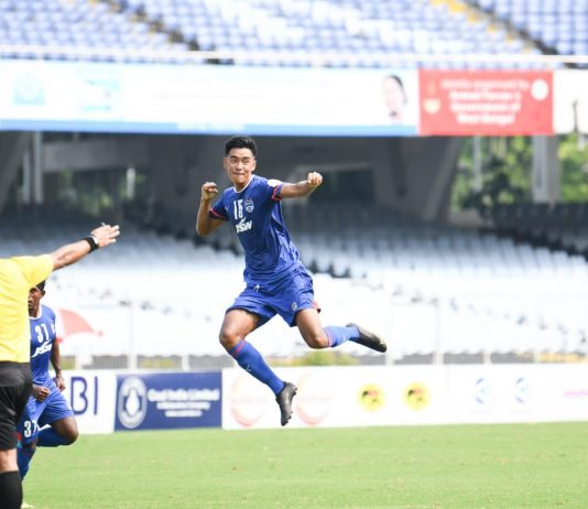 Bengaluru FC overcome gritty Army Green to enter Durand semis