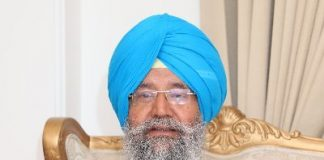 Sardar Iqbal Singh Lalpura takes charge as the Chairman, National Commission for Minorities