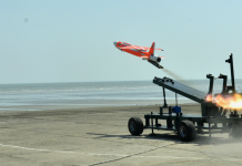 High-speed Expendable Aerial Target (HEAT), ABHYAS, developed by the Defence Research and Development Organisation (DRDO) successfully flight-tested from Integrated Test Range, Chandipur, in Odisha on October 22, 2021