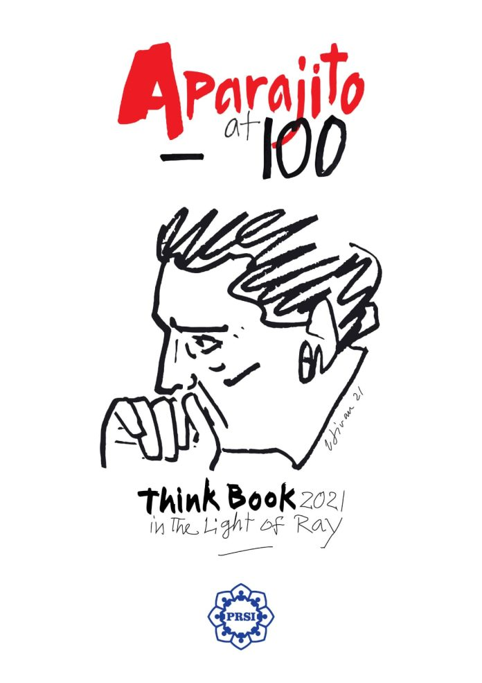 Connect-The Think Book dedicated to Satyajit Ray in commemoration of his birth centenary year by PRSI Kolkata