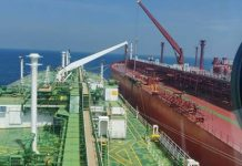 For the first time in the history of major ports, Ship-to-Ship operation of LPG undertaken at Syama Prasad Mookerjee Port